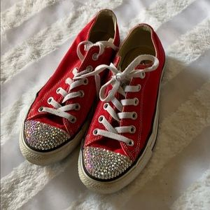Bling Bling Converse
